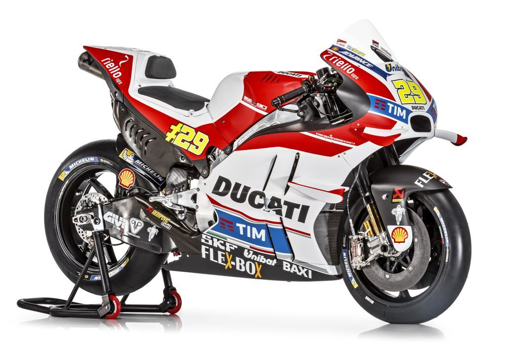 2016   | 2016 Ducati GP Team Presentation