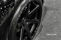 '13 Mercedex C63 AMG @ Dub Show