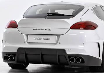 V-PT Rear Bumper