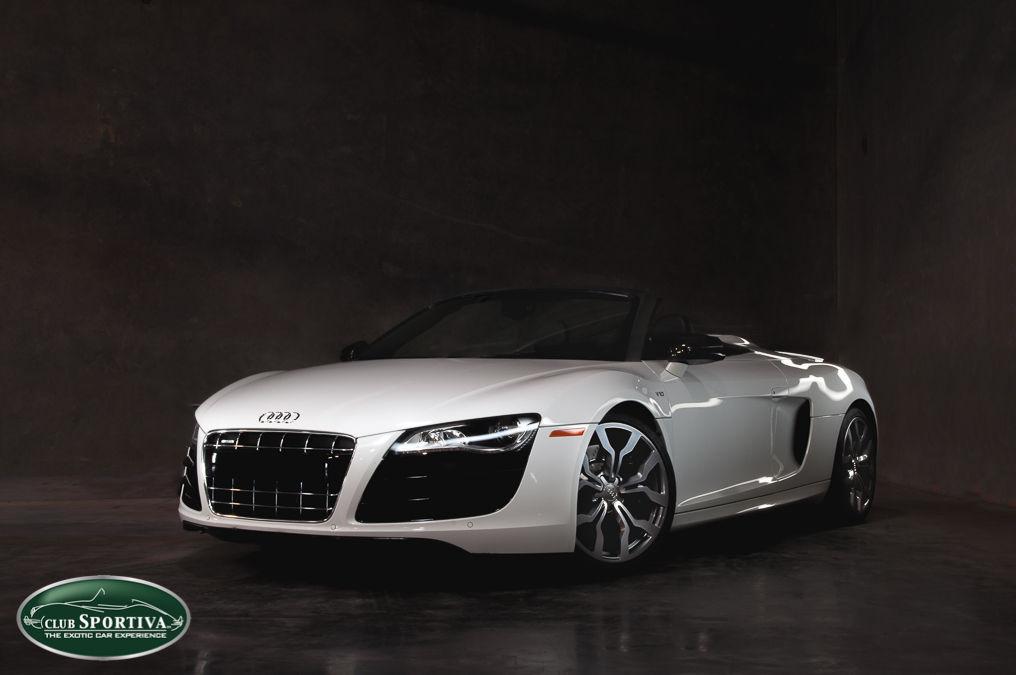 2012 Audi R8 | The Audi R8 Convertible