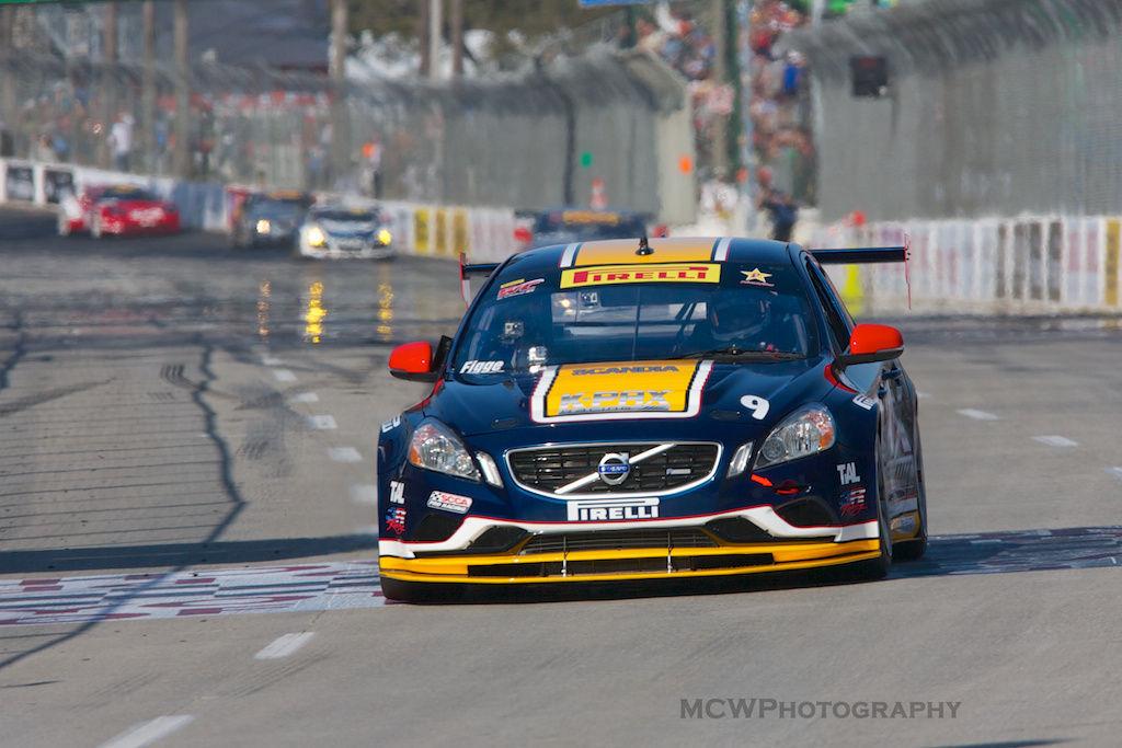 2013 Volvo S60 | K-Pax 2013 S60 R-Design at Long Beach Grand Prix