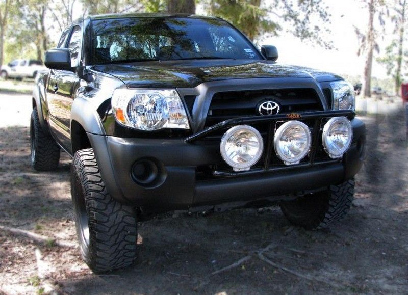 Toyota Tacoma | N-FAB DRP Light Cage