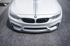BMW F82 M4 With Vorsteiner EVO Aero And Flow Forged Wheels