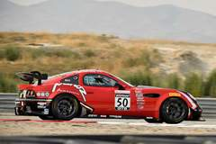 Panoz Scores Big at Pirelli World Challenge Utah