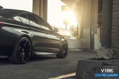 """BMW 535i on 20"""" XO Luxury Milan Wheels"""