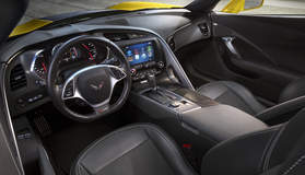 2015 Chevrolet Corvette Z06 - Interior