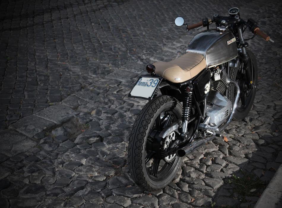 Moto Morini  | Emporio Elaborazioni's Treemmezzo