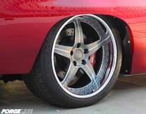 Tom Argue Design Chevelle on Forgeline SO3P Wheels