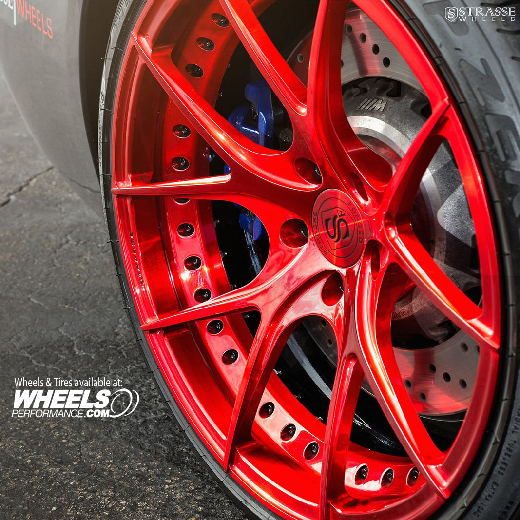 | Strasse Forged SM5R Deep Concave Duoblock