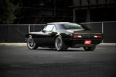 Gary Popolizio's Bent Metal Customs '67 Camaro on Forgeline GA3 Wheels
