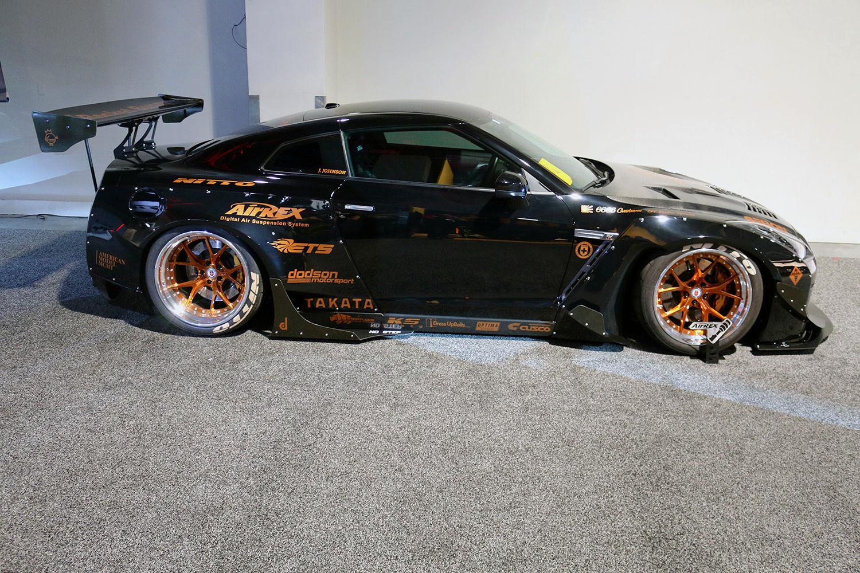 2009 Nissan GT-R | 2009 Nissan GTR by Chris Dunbar