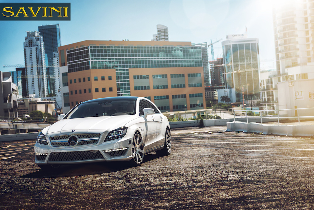 2014 Mercedes-Benz CLS-Class | '14 Mercedes CLS by MC Customs