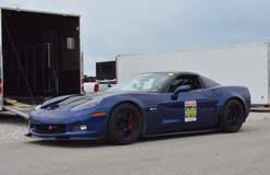 Joe Gregory's C6 Corvette Z06 on Forgeline GA3R Wheels