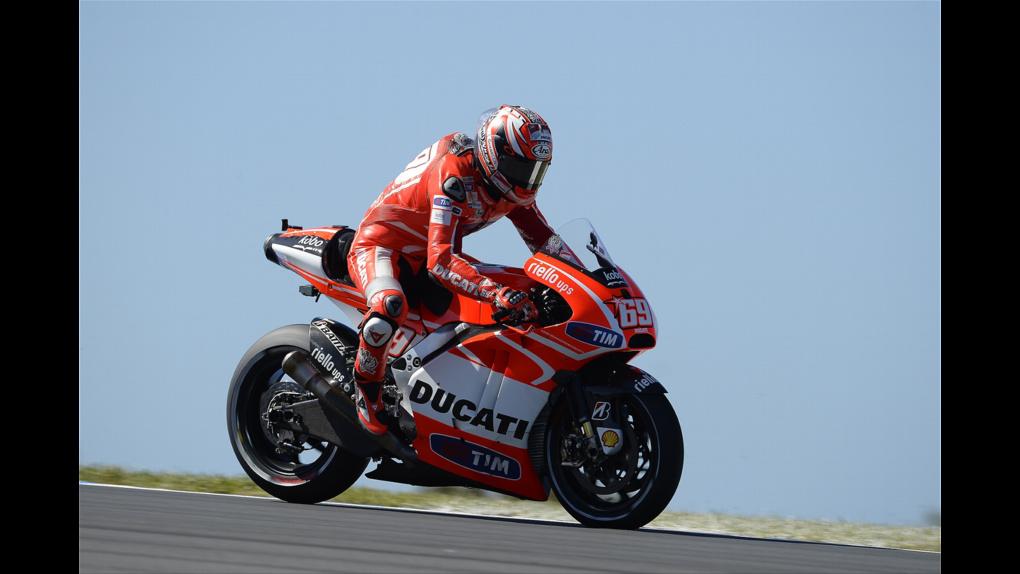 2013 Ducati  | 2013 MotoGP - Philip Island