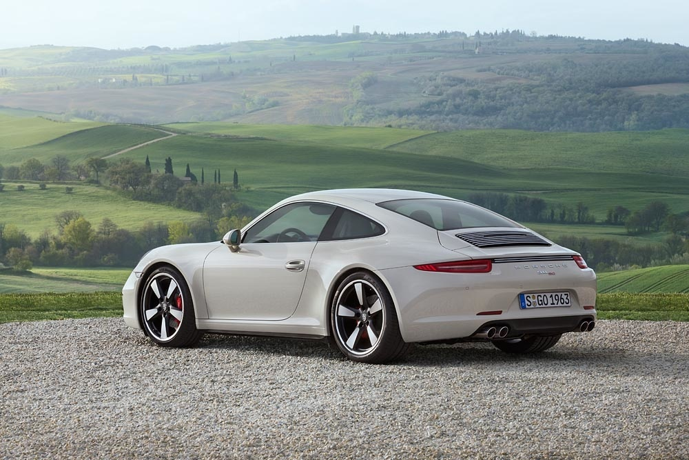 2014 Porsche 911 | Porsche 911 50th Anniversary Edition