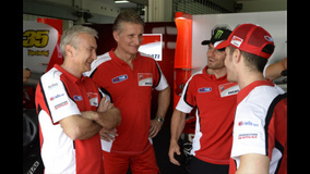 2014 MotoGP Testing - Sepang