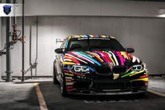 Technicolor M3 - Front