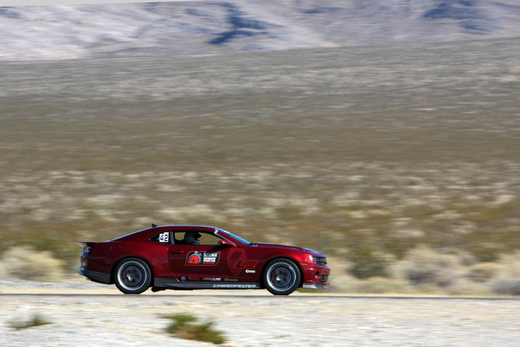 2010 Chevrolet Camaro | 2010 Lingenfelter L28 Camaro - Autocross - Las Vegas, NV -1