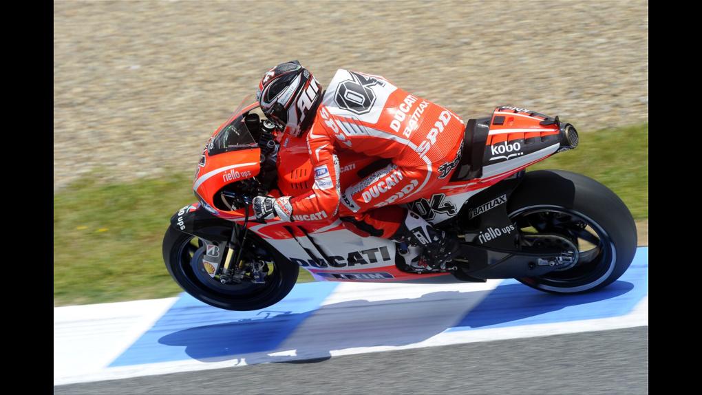 2013 Ducati    2013 MotoGP - Jerez - Dovizioso