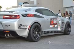 Jordan Priestley's JDP Motorsports 6th-Gen Camaro SS on Forgeline GA3 Wheels