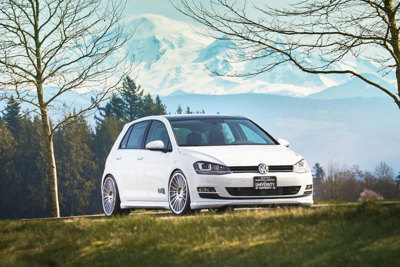 2015 Volkswagen Golf | H&R 2015 Volkswagen Golf SE