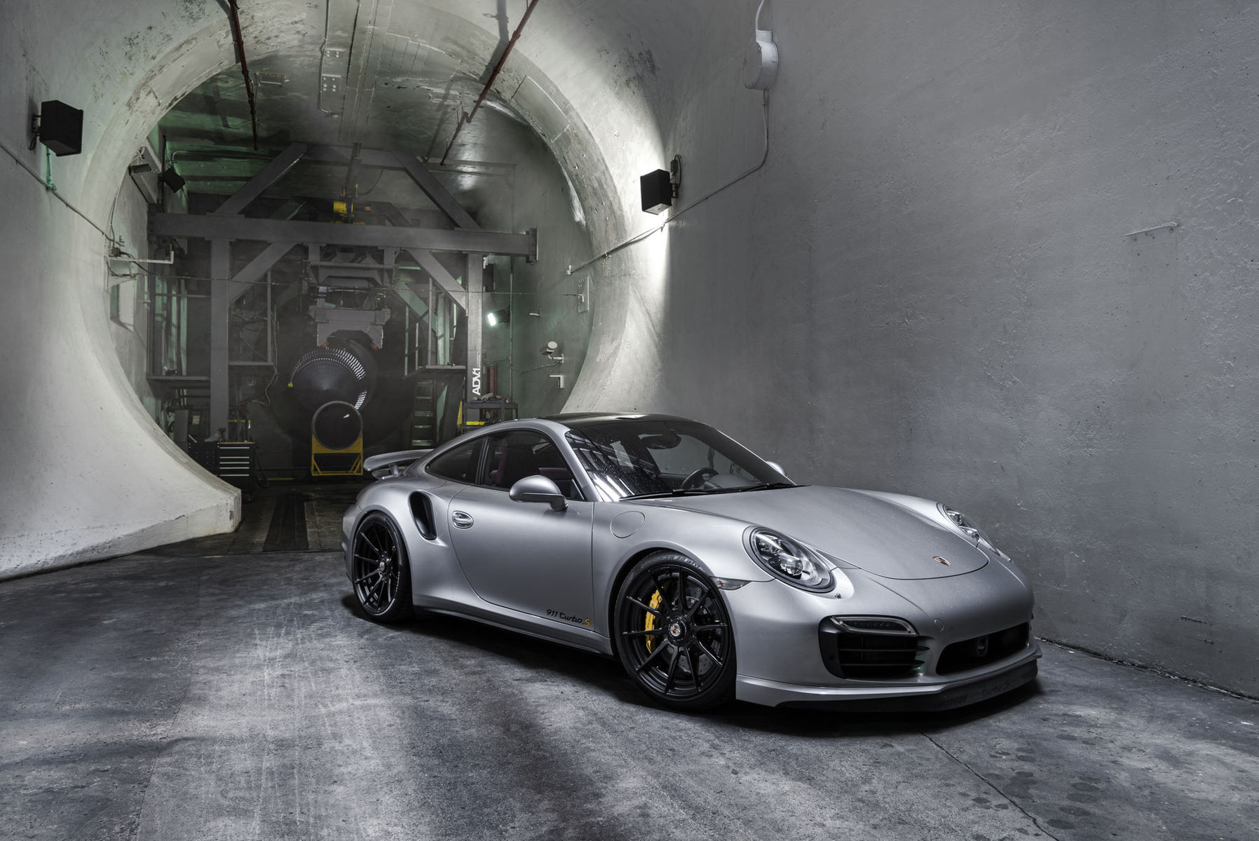 Porsche 911 | ADV.1 Wheels Porsche 911 Turbo S