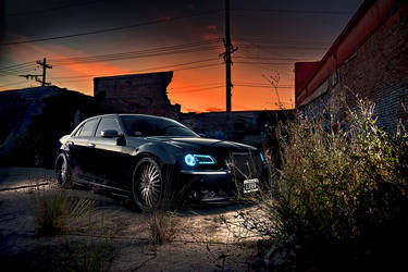 Chrysler 300c Re-edit