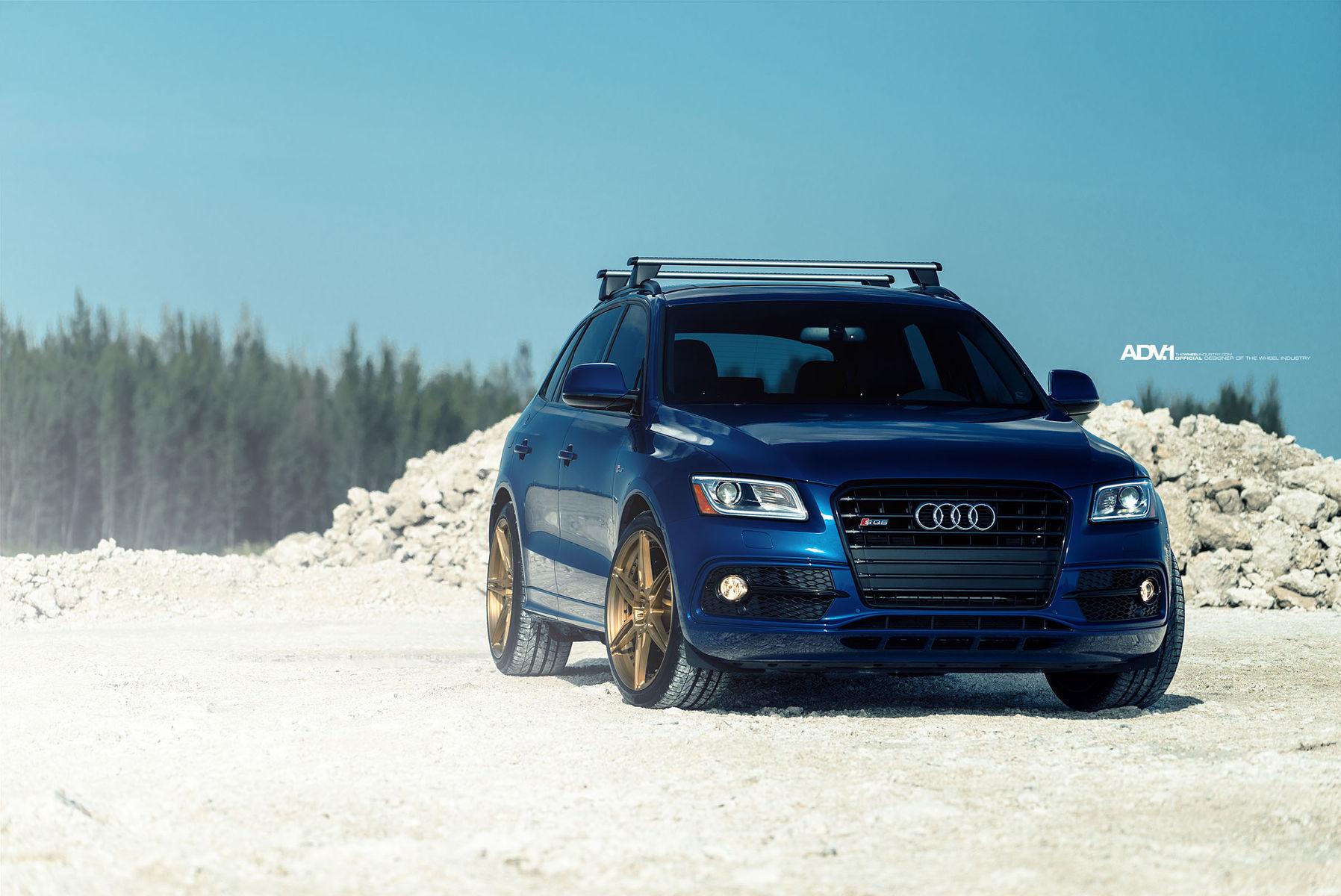 Audi SQ5   Audi SQ5