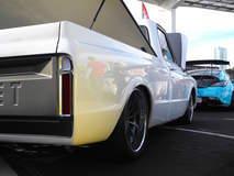 Tom Argue Design '68 Chevy C-10 on Forgeline MS3C Wheels