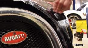 Bugatti Veyron Clear Bra