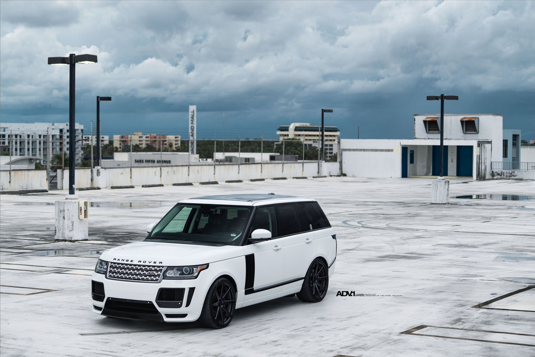 Land Rover Range Rover | Range Rover HSE Supercharged