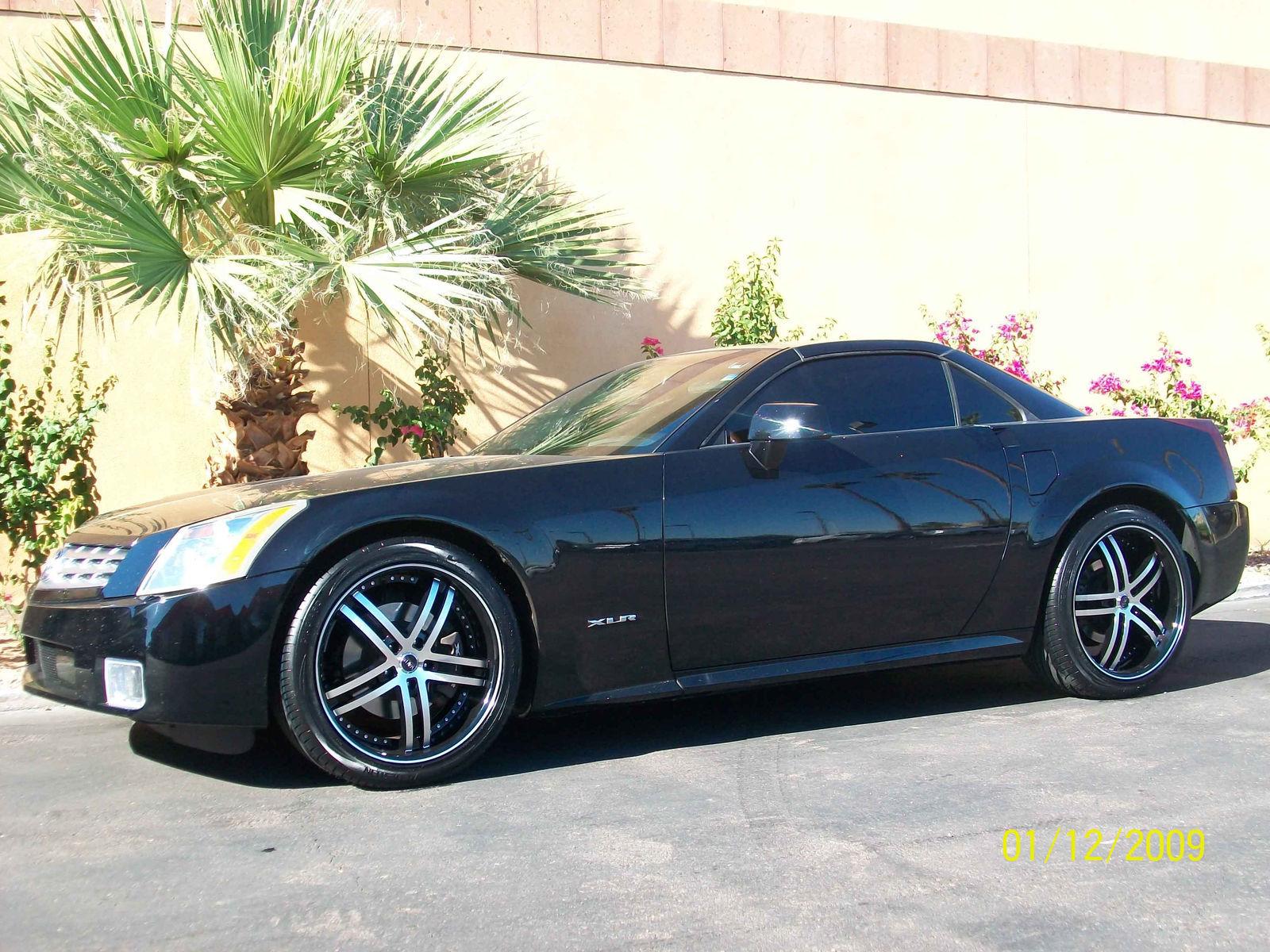 2008 Cadillac XLR | Cadillac XLR