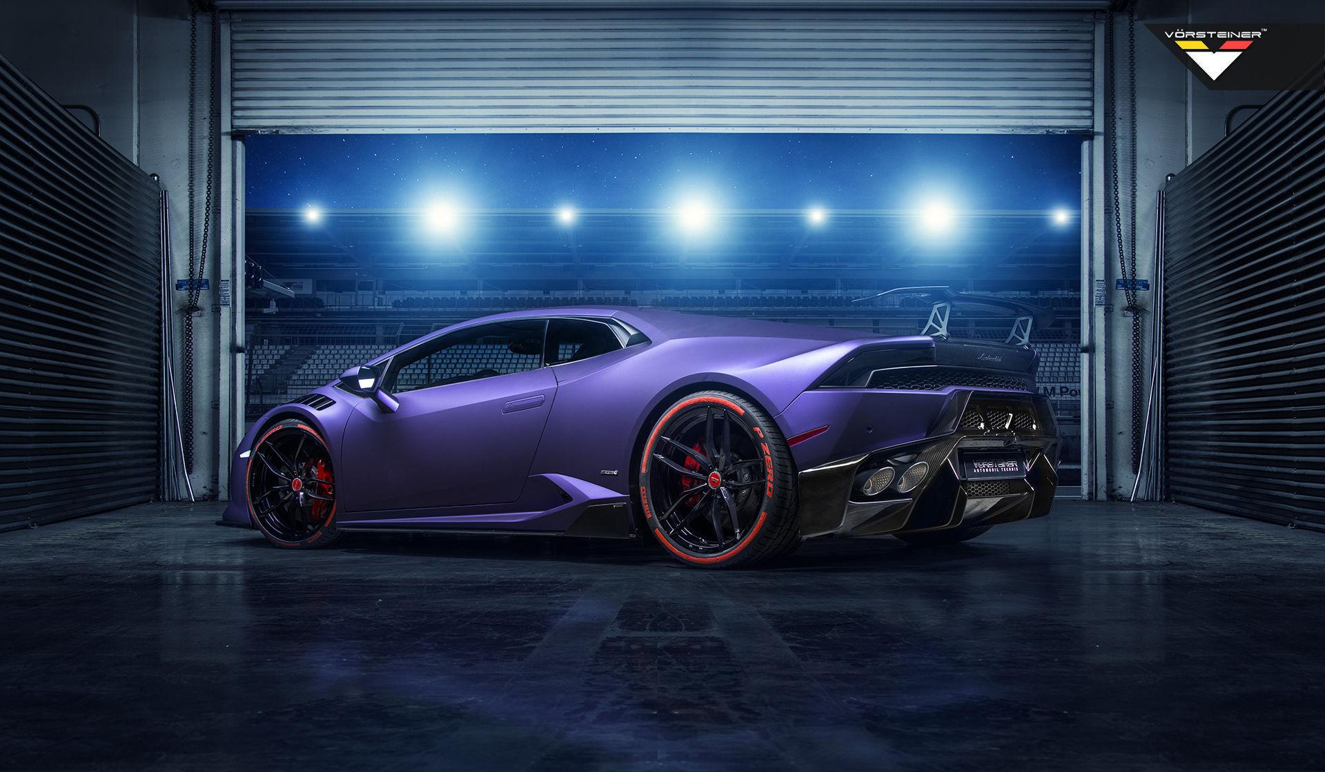 Lamborghini Huracan | Vorsteiner Novara Huracan