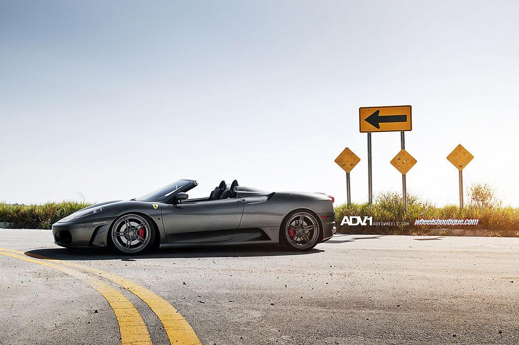Ferrari F430 | F430 Spyder on ADV.1 Wheels