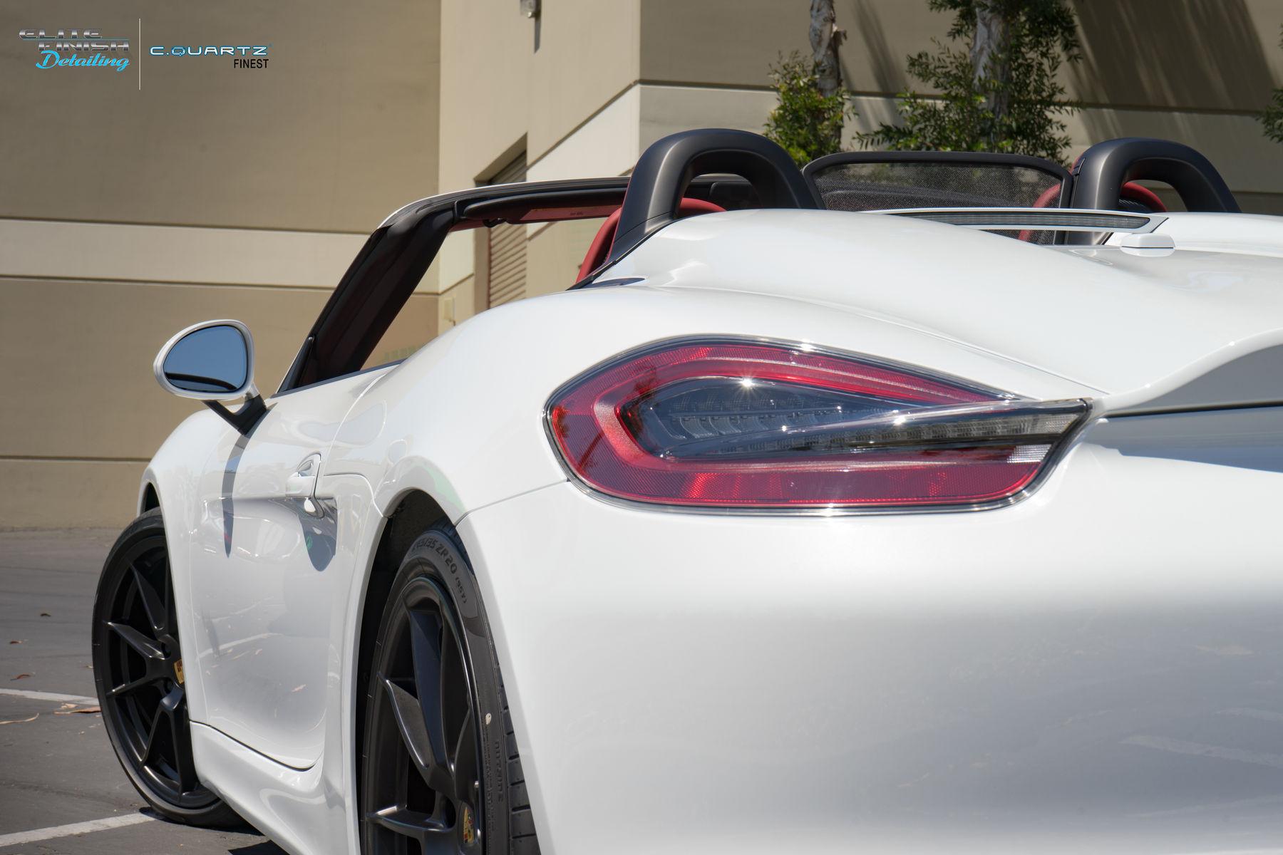 2017 Porsche Boxster | Porsche Boxster Spyder
