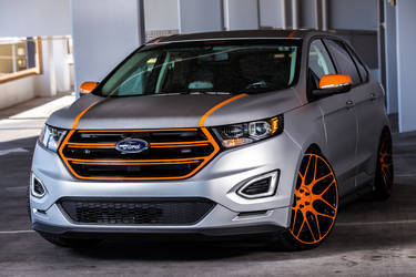 2015 Ford Edge | 2015 Vaccar Ford Edge Sport