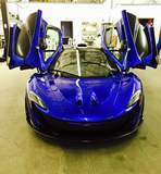 Mclaren protected with XPEL ULTIMATE