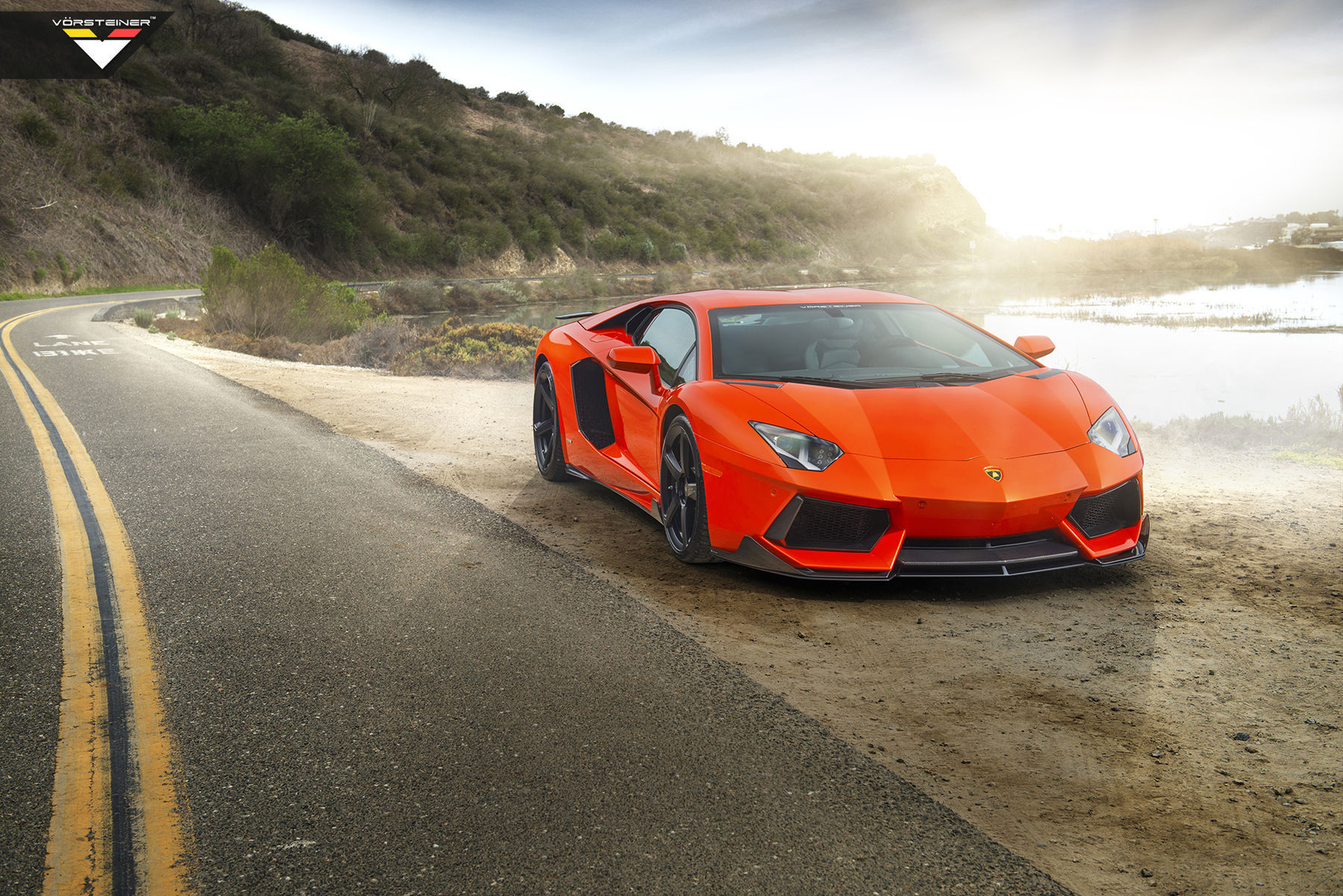 2014 Lamborghini Aventador | Vorsteiner AVENTADOR-V for the Coupe / Roadster