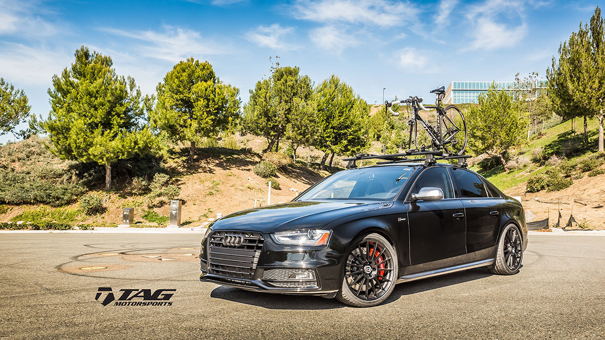 Audi S4   TAG Audi S4 FF15