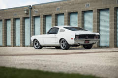 Dakota Muscle Cars Ecoboost '68 Mustang on Forgeline FL500 Wheels