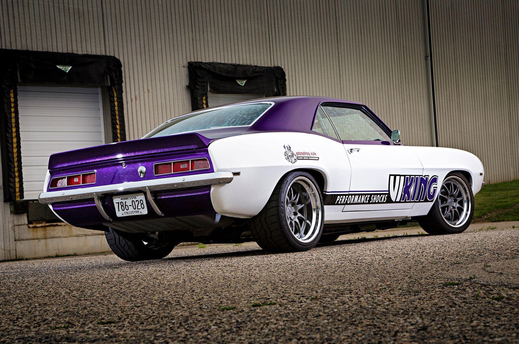 1969 Chevrolet Camaro | The Viking Performance Berserker '69 Camaro on Forgeline GZ3 Wheels