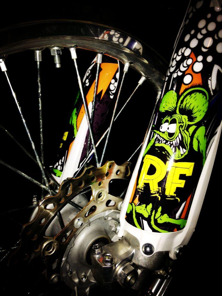 2014 Yamaha  | Rat Fink