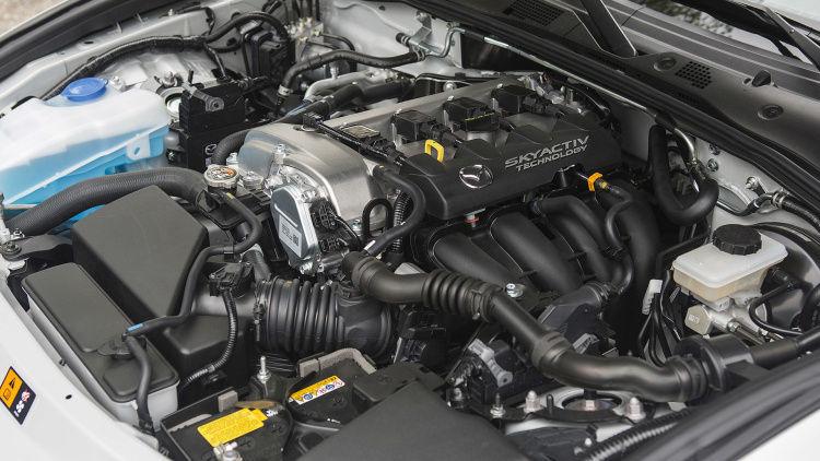 2016 Mazda MX-5 Miata | 2016 Mazda MX-5 Miata Engine
