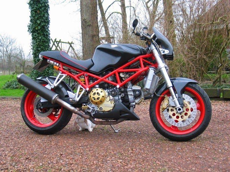 Ducati 900 MONSTER | The Franken-Monster Ducati