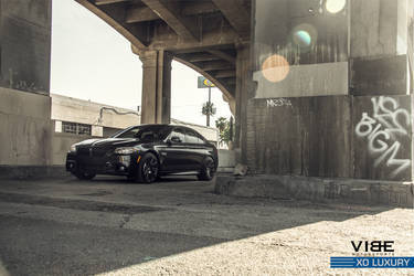 "2014 BMW 5 Series | BMW 535i on 20"" XO Luxury Milan Wheels - Aftermarket Wheels"