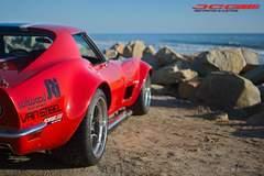 JCG Corvette on Forgeline GA3R Wheels
