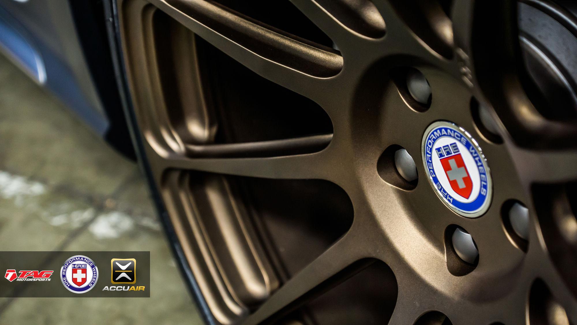 2012 Audi allroad quattro   TAG HRE AllRoad Quattro