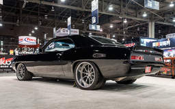 Chris Holstrom Concepts Pro-Touring '69 Camaro on Forgeline ZX3P Wheels