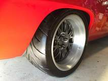 Camaro on GW3R Wheels