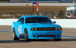 Petty's Garage 1000HP Supercharged 426ci Dodge Challenger on Center Locking Forgeline GA3 Wheels